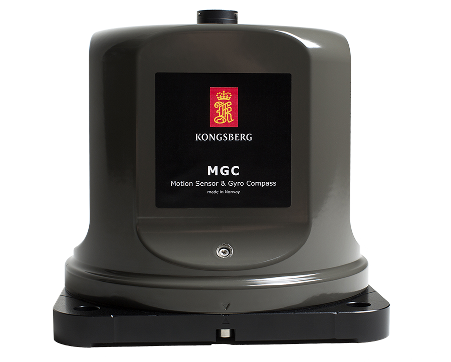 MGC - Motion Sensor and Gyro Compass